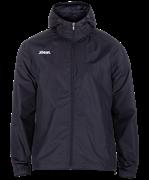 Куртка ветрозащитная JSJ-2601-061, полиэстер, черный/белый