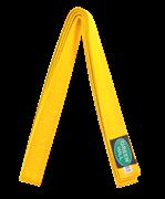 Пояс для карате KBO-1014, 5/280, желтый