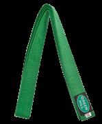 Пояс для карате KBO-1014, 5/280, зеленый