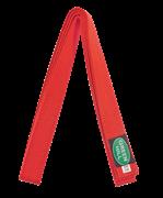 Пояс для карате KBO-1014, 5/280, красный