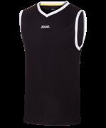 Майка баскетбольная JBT-1020-061, черный/белый, детская