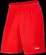Шорты баскетбольные JBS-1120-021, красный/белый, детские