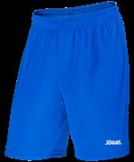 Шорты баскетбольные JBS-1120-071, синий/белый, детские