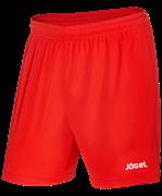 Шорты волейбольные JVS-1130-021, красный/белый, детские
