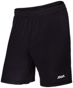 Шорты волейбольные JVS-1130-061, черный/белый, детские