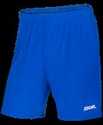 Шорты футбольные JFS-1110-071, синий/белый, детские