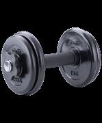 Гантель разборная обрезиненная DB-702 4 кг