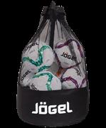 Сетка для переноса мячей JBM-1804-061, черный/белый