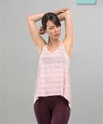 Женская спортивная майка Balance FA-WA-0103, розовый