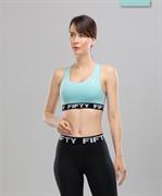 Женский спортивный бра-топ Balance FA-WB-0105, мятный