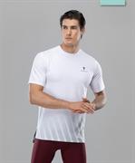 Мужская спортивная футболка Balance FA-MT-0105, белый