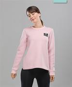 Женский спортивный свитшот Balance FA-WJ-0102, розовый