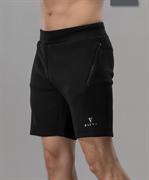 Мужские спортивные шорты Intense PRO FA-MS-0101, черный