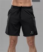Мужские спортивные текстильные шорты Intense PRO FA-MS-0102, черный