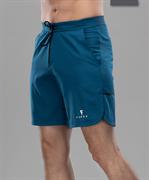 Мужские спортивные текстильные шорты Intense PRO FA-MS-0102, синий