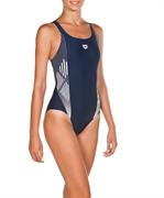 Купальник для плавания совместный Twinkle Swim Pro One Piece Navy/White, 001608 701
