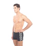 Плавки-шорты мужские Equilibrium Short Black/White, 001727 501