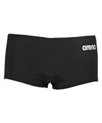 Плавки-шорты мужские Solid Squared Short Black/White 2A255 055