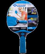 Ракетка для настольного тенниса Alltec Hobby, всепогодная, синий/черный