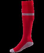 Гетры футбольные JA-003, красный/серый
