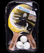 Набор для настольного тенниса Persson 500, 2 ракетки + 3 мяча