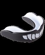 Капа детская Blizzard MGF-031MSTR, с футляром, черный/белый