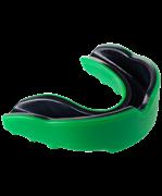 Капа детская Blizzard MGF-031gb, с футляром, черный/зеленый