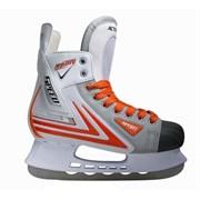Коньки хоккейные Action PW-217 р.44