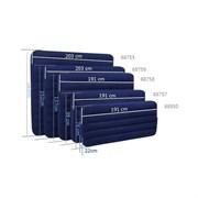 Полуторный надувной матрас Intex 68758 (191x137x22см)