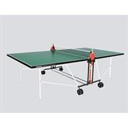 Теннисный стол Donic Indoor Roller Fan Green 19мм