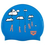 Шапочка для плавания детская Arena Print Jr арт.9417111
