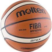 Мяч баскетбольный Molten BGF6X р.6