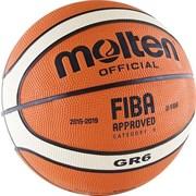 Мяч баскетбольный Molten BGR6-OI р.6