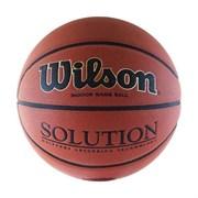 Мяч баскетбольный Wilson Solution арт.B0686X р.6