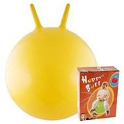 Мяч-Попрыгун Стандарт  арт.17100 d45 см желтый