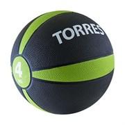 Медбол Torres 4 кг арт.AL00224