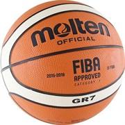 Мяч баскетбольный Molten BGR7-OI р.7
