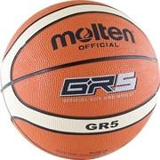 Мяч баскетбольный Molten BGR5-OI р.5