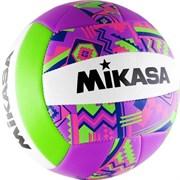 Мяч для пляжного волейбола Mikasa Ggvb-Sf р.5