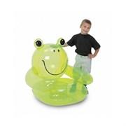 Надувное кресло лягушка Bestway 75025 (86х84х84см)