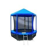 Батут 10FT 3,05м с защитной сеткой (Внутрь) и крышей Sport Elit GB20202-10FT
