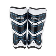 Щитки футбольные Torres Training р.M арт. FS1505M-BU