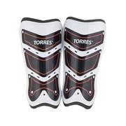 Щитки футбольные Torres Training арт. FS1505M-RD р.M