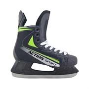 Коньки хоккейные Action PW-434 р. 46