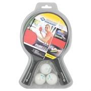 Набор Donic Playtec Outdoor (2 ракетки, 3 мячика)