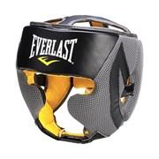 Шлем закрытый Everlast Evercool 4044 черный