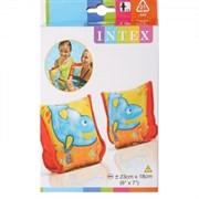 """Нарукавники детские Intex 56659 """"акула"""" (23x18см)"""