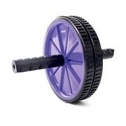 Ролик для пресса Starfit RL-101 фиолетовый/черный