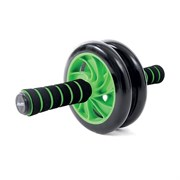 Ролик для пресса Starfit RL-102 Pro зеленый/черный
