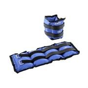 Утяжелители Starfit WT-401 1,5 кг синий